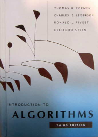 Introduction to Algorithms third edition