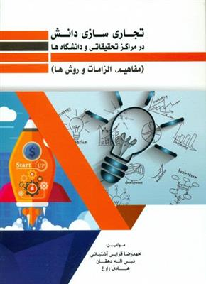 تجاری سازی دانش در مراکز تحقیقاتی و دانشگاه ها
